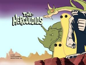 Os Herculoides The Herculoids 1967 Infantv
