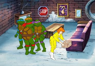 Tartarugas Ninja Teenage Mutant Ninja Turtles 1987 Infantv