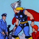 Thor (The Mighty Thor – 1966) – Letra do Tema de Abertura