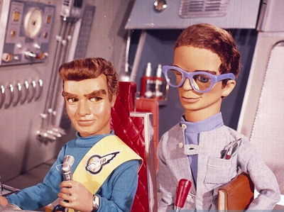 Thunderbirds Thunderbirds 1965 Infantv