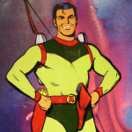 Super Robin Hood (Rocket Robin Hood – 1966) – Letra do Tema de Abertura