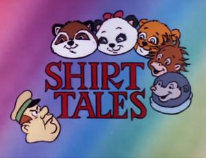 Super Tiras (Shirt Tales)